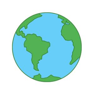 icone terre
